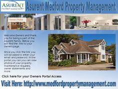Asurent Medford Property Management delivers the most rental income and removes your rental stress. We specialize in single family residential homes.