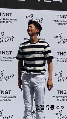 박보검 170603 TNGT 팬싸인회 [ 출처 : 디시 박보검갤러리 ]