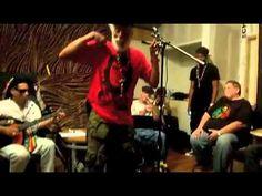 BIG YOUTH REHEARSAL @ MOLIN MUSIC for DUB CLUB SHOW Jul 20, 2011 (FSHRTV)