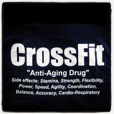 CROSSFIT... Anti-Aging Drug