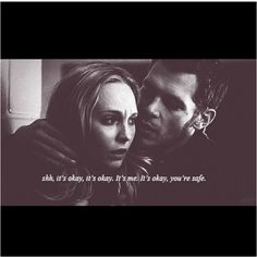 I was rooting for klaus and Caroline