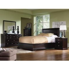 Bedroom - Dressers - French Quarter 10 Drawer Dresser - Living Rooms, Dining Rooms, Bedrooms and more