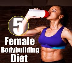 For a female inspiring to build a strong athletic body requires to be very careful about what she eats and how often. A nutritious diet is the key to a fully developed muscle mass in a female bodyb...