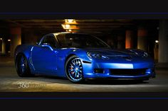 JSB Corvette Z06 on 360 Forged Mesh Ten Wheels by Forged Dst, via Flickr