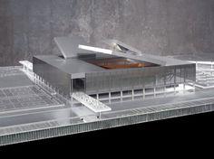 Olympic Tennis Centre / Dominique Perrault Architecture (58)