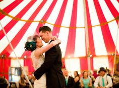 VINTAGE CIRCUS WEDDING, this would have been awsome