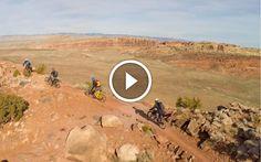 Video: Winter Riding on the Klondike Trails in Moab | Singletracks Mountain Bike News