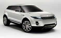 Range Rover... Some day...