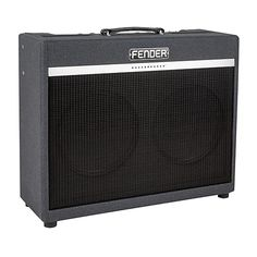 The Fender Bassbreaker series expand Fender's tube guitar amp line with a variety of great models. The 45 combo packs a lot of punch. They are fueled by three 12AX7 preamp tubes along with two of EL84