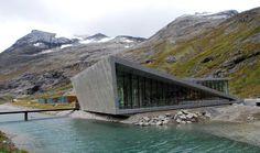 Trollstigen building