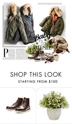 """baby it is cold outside"" by smile-2528 ❤ liked on Polyvore featuring Nearly Natural and Chanel"
