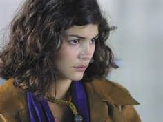 Audrey Tautou - - Looks like an uncharacteristically serious young Stefanie.