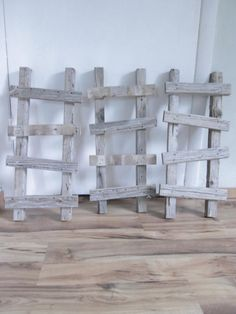 I make these cute little ladders from old wood. The price is for one ladder, so each ladder is 15.00 so if you would like all three of them you can save on shipping. Also this shipping calculator is for USPS and fedex often cost less, if you would like to know how much it is to ship them fedex, please message me with your zip code They are super cute! I have painted all the cut ends of the wood gray, but the backsides of these have been cut and are not weathered like the front sides of the…