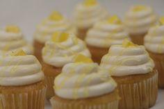 Lemon - #cupcakes #eddascakes - http://eddascakes.com