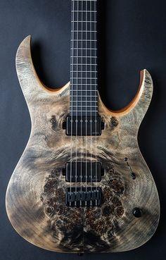 l Mayones Guitars Basses