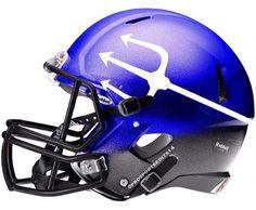 College Football Helmets, Football Usa, Football Uniforms, Custom Football, Football Design, American Football, Collage Football, 32 Nfl Teams, Helmet Logo