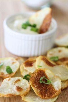 Easy Veggie Healthy Chips Recipe Ideas -
