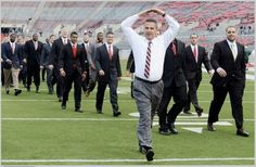 URBAN MEYER IS EVERYTHING.