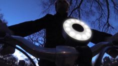 Paul Cocksedge launches Double O bike lights that clip together using magnets. Designer Paul Cocksedge has launched a set of circular bike l...