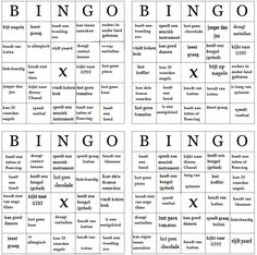 Elke leerling krijgt een van de 4 Bingo kaarten. de leerlingen mogen nu rouleren… Coaching, My Teacher, School Teacher, Beginning Of The School Year, Back To School, Teacher Inspiration, Cooperative Learning, School Hacks, School Classroom