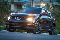 2014 Nissan Juke Nismo Rs Front Three Quarters