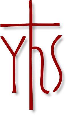 Monogram of Jesus (Ihs)
