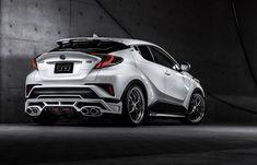 M'z Speed釋放跑旅靈魂 《Toyota C-HR》專用空力套件即將發售| 國王車訊 KingAutos