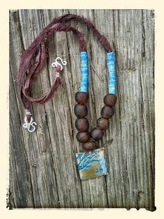 Upcycled Bliss (Customer Design) - Lima Beads