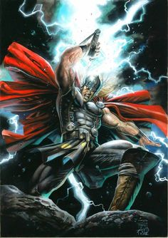 Thor by Rudy Ao *