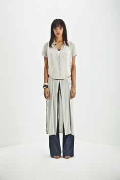 Kacıe Bayan ND Elbise - Ekru /  www.leecooper-turkey.com