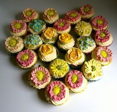 You've got to love a cup cake!