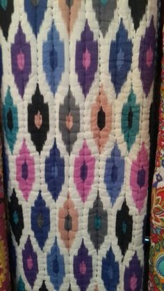 Bed Cover double rs.4500 print kantha work pls call us 09871044090 sms what app available