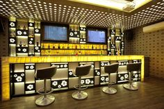 Cool Lounge Bar Counter Designs – Plushemisphere in Bar Counter Ideas