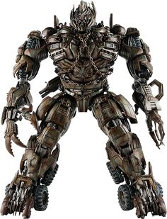 Megatron Premium Scale Collectible Figure $429.99!  Click on pictures until you get to the page with more info, more pictures, & ordering info!