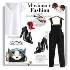 """O Movimento é Fashion ☺"" by railda-pereira ❤ liked on Polyvore featuring V°73, Gwyneth Shoes, Hedi Slimane, Alexander Wang and Cartier"