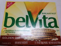 Belvita Golden Oat Breakfast Biscuits 4 Pack - http://sleepychef.com/belvita-golden-oat-breakfast-biscuits-4-pack/