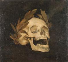 centuriespast:  James Carroll BeckwithAmerican, 1852 - 1917 Fame, 1878 Memorial Art Gallery