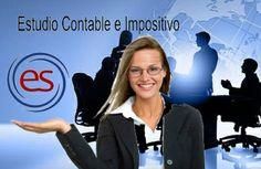 Conntador Publico Tel. 011-15-5963-9128 www.estudiosalvador.com.ar Salvador, Advertising, Savior, El Salvador