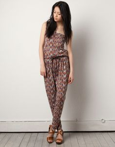 jumpsuit Pull and bear