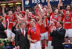 So proud that they won yesterday. Takes me right back to the 70s when I used to go to the Internationals with my dad. Rugby Union - RBS 6 Nations Championship 2012 - Wales v France - Millennium Stadium
