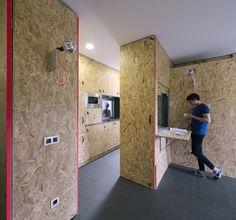 The POP-UP House / TallerDE2 Arquitectos