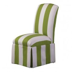 Apple Dining Chair in Lilly Pulitzer Upholstery