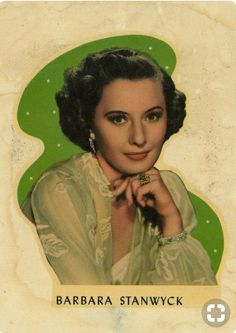 Miss Stanwyck Board Hooray For Hollywood, Golden Age Of Hollywood, Vintage Hollywood, Classic Hollywood, In Hollywood, Classic Tv, Classic Movies, The Lady Eve, Double Indemnity