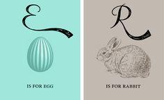 Petite Modern Life // Easter Printables