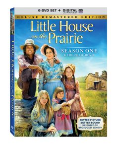 Susan Heim on Parenting: Little House on the Prairie: Remastered for DVD, B...