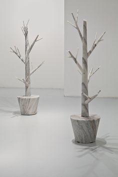 Ai WeiWei, Marble Tree, 2012