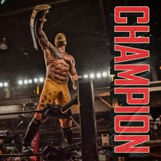 Lucha Underground's first ever champion Prince Puma Lucha Underground, Wrestling Stars, Wwe Tna, Character Poses, Champs, Mma, Superhero, Fictional Characters, Prince