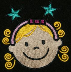 Embroidery for all types of children's clothing babies, toddler, pre-schools not forgetting the staff uniform.