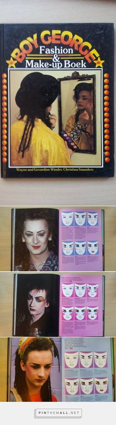 Boy George -- Fashion and Make-up Book