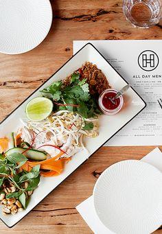 Hendriks | Thai Chicken Salad
